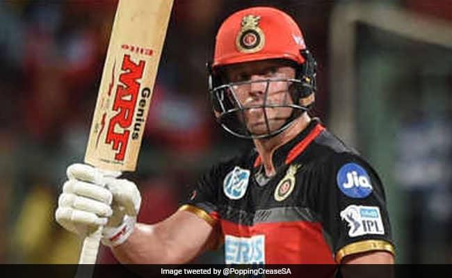 RCB vs MI: AB de Villiers completes 4500 IPL runs, joins Virat Kohli and Rohit Sharma in elite list