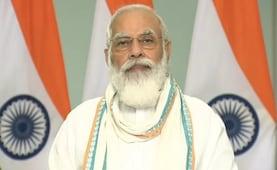 कृषि विधेयकों पर बोले PM मोदी- आज हंगामा कर रहे लोग ही कृषि सुधारों के सुझाव पैरों तले दबाकर बैठे थे