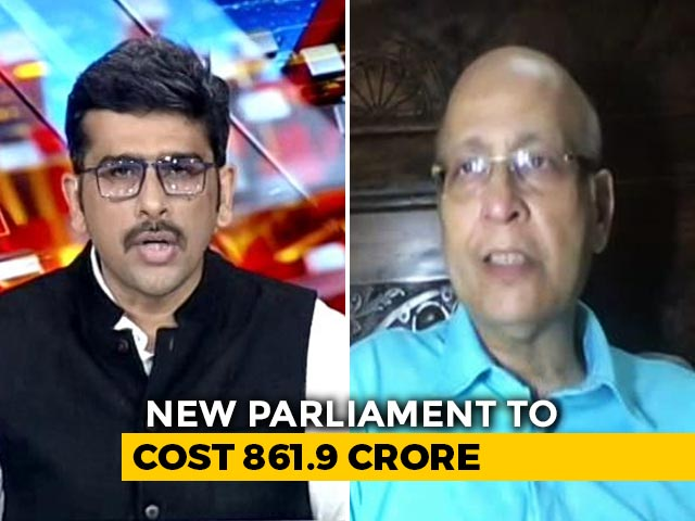 Video : After A Century, India To Get A New Parliament