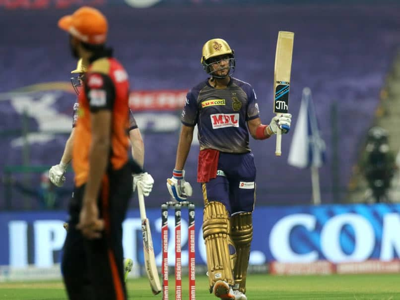 IPL 2020, KKR vs SRH: Shubman Gill Half-Century Helps Kolkata Knight Riders Beat SunRisers Hyderabad By 7 Wickets