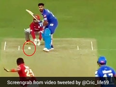 IPL 2020 DC Vs KXIP: अय्यर ने बिना देखे मारा छक्का, गुम हो गई गेंद, देखते रह गए खिलाड़ी - देखें Video