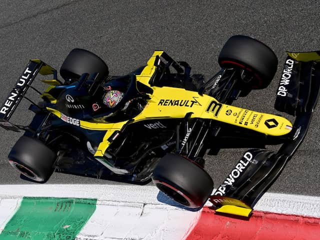 Formula 1: Renault To Race Under Alpine Name From Next Season