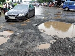 Intents Go Navigation App Detects Potholes On Roads