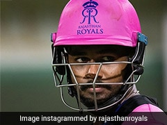"""Royal Challengers Bangalore, Rajasthan Royals In Friendly 'Tiff' Over """"Incorrect Logo"""""""