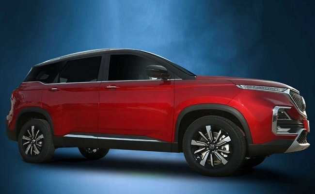MG Hector Facelift India Launch: Price Expectation