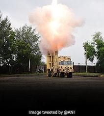 भारत ने ब्रह्मोस सुपरसोनिक क्रूज मिसाइल का किया सफल प्रायोगिक परीक्षण