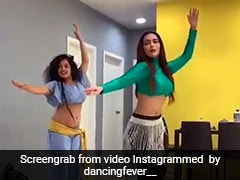Salman Khan की को-स्टार ने यूं जबरदस्त अंदाज में किया बेली डांस, बार-बार देखा जा रहा है Video