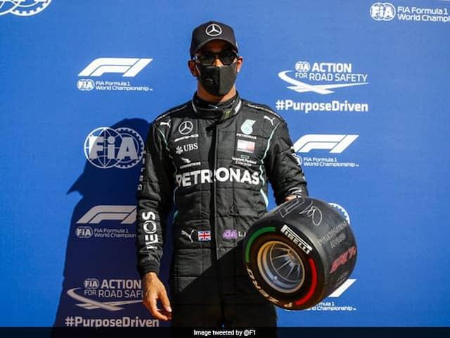 Italian GP: Lewis Hamilton Takes Record Pole As Ferrari Suffer 36-Year Monza Low