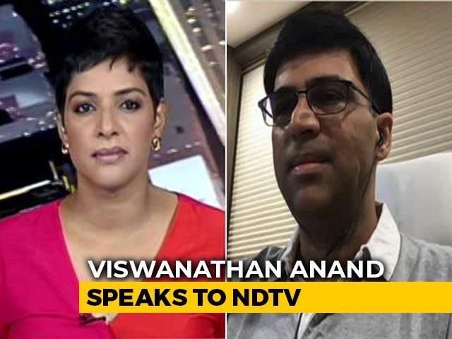 Video : How SPB Gave Chess Grandmaster Vishwanathan Anand His Big Break