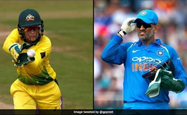 Alyssa Healy edges out MS Dhoni to have the most number of wicketkeeper dismissals in T20Is