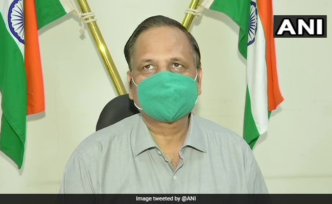 Can't Say It Is A Second wave: Satyendar Jain On Rise In Delhi Covid Cases