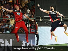 IPL 2020: Virat Kohli Recreates AB De Villiers' Famous 'Superman' Catch During RCB Training Session