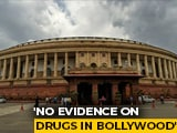 "Video : No ""Actionable Inputs"" To Show Drug, Film Industry Nexus: Home Ministry"