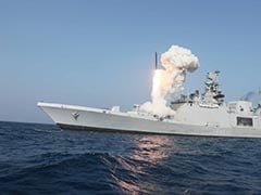Indian Navy Begins Mega Defence Exercise With Russia In Bay of Bengal
