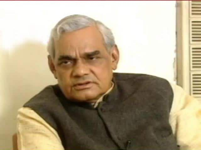 """Video : """"It Should Not Have Happened"""": Vajpayee On Babri Mosque Demolition (Aired: December 1992)"""