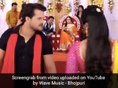 Bhojpuri Song: खेसारी लाल यादव और काजल राघवानी ने मचाया धमाल, 10 करोड़ से ज्यादा बार देखा गया Video