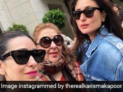 Kareena Kapoor And Karisma Kapoor Up Their Sunglasses Style In Twinning Looks