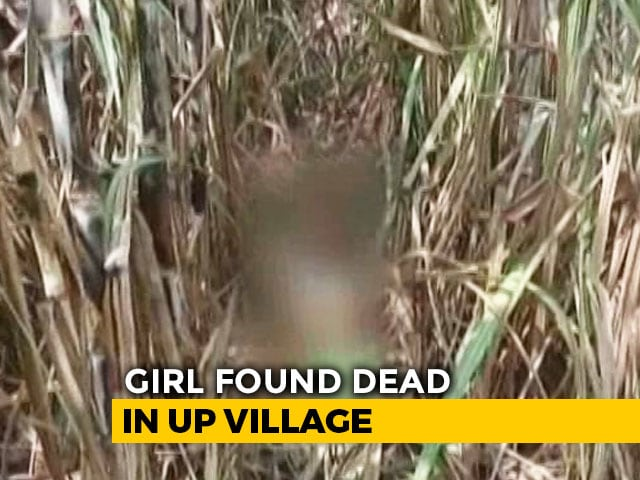 Video : 3-Year-Old Girl Found Dead With Injury Marks On Her Head In UP Village
