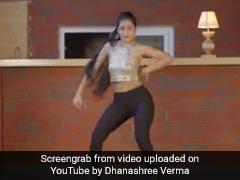 युजवेंद्र चहल की मंगेतर Dhanashree Verma ने दी नोरा फतेही को टक्कर, 'दिलबर' पर यूं झमकर किया डांस, देखें Video