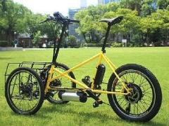 Kawasaki Registers Trademark For Leaning Trike