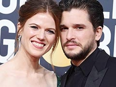 <i>Game Of Thrones</i> Actor Kit Harington And Rose Leslie Are Expecting First Child Together