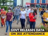 Video : 82.14 Per Cent Attendance On Day 3 of JEE Main, Confirms Official