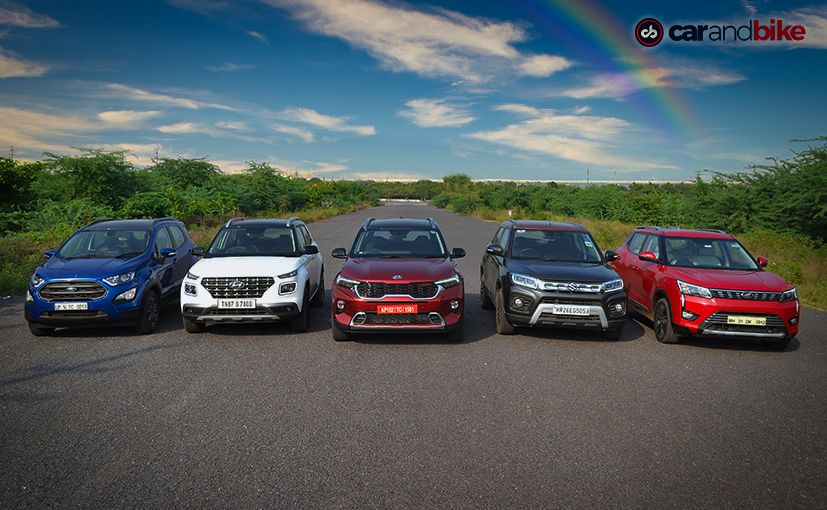 The subcompact SUV category is one of the better performing segments in the Indian auto industry