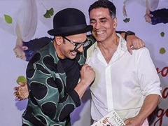 What Happened When Ranveer Singh Crashed Akshay Kumar's InstaLive With Bear Grylls