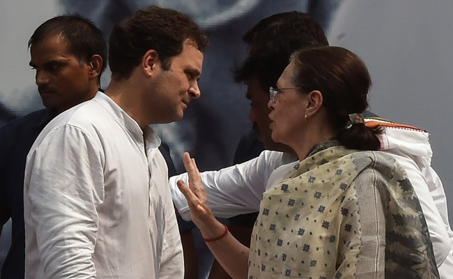 Bihar Results Revive Dissent In Congress, Questions Raised About Gandhis