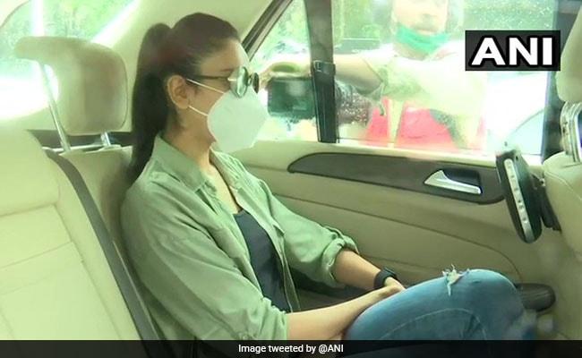 Actor Rakul Preet Singh Questioned In Drugs Probe Linked To Sushant Singh Rajput Case