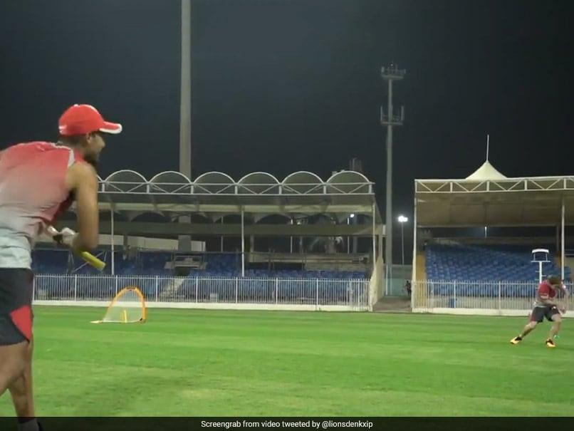 IPL 2020: Mayank Agarwal Swaps Coaching Role With Jonty Rhodes. Watch