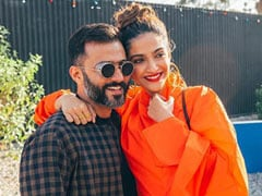 "Anand Ahuja's ""First Ever"" Snapchat Message To Sonam Kapoor Was About This"