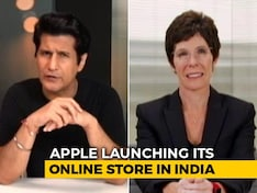 Apple's Online Retail Experience Is Launching in India on September 23