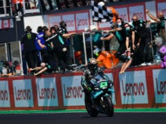 MotoGP: Franco Morbidelli Wins San Marino GP As Quartararo Retires