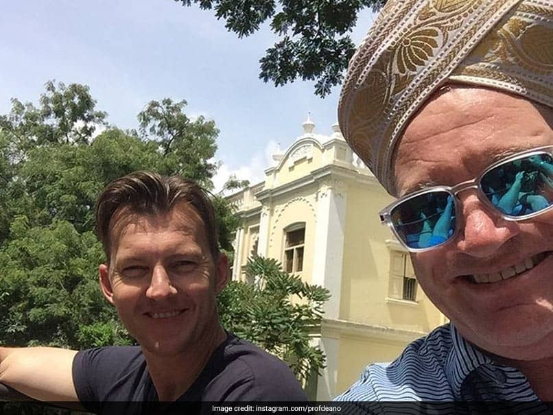 Brett Lee Tried To Give Dean Jones CPR After He Suffered Heart Attack