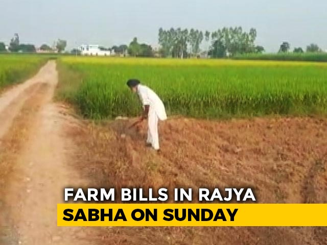 Video : BJP Has Slim Lead Over Opposition In Numbers Game On Farm Bills