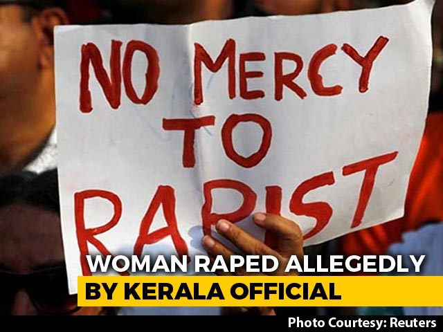 Video : Kerala Official Allegedly Rapes Woman Who Needed COVID-19 Papers, Arrested