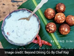 Make Authentic South Indian Paniyaram In The Age-Old Traditional Way - Watch Recipe Video