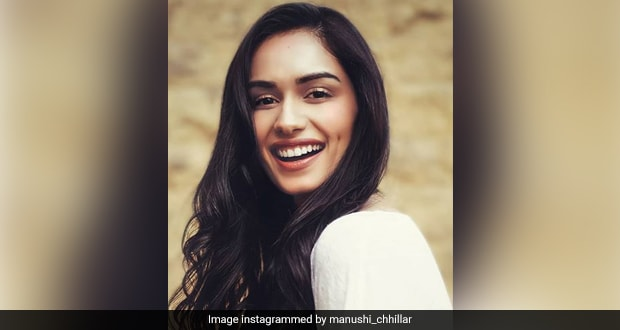 National Nutrition Week: Actor-Model Manushi Chhillar Joins The Conversation Around Eating Right