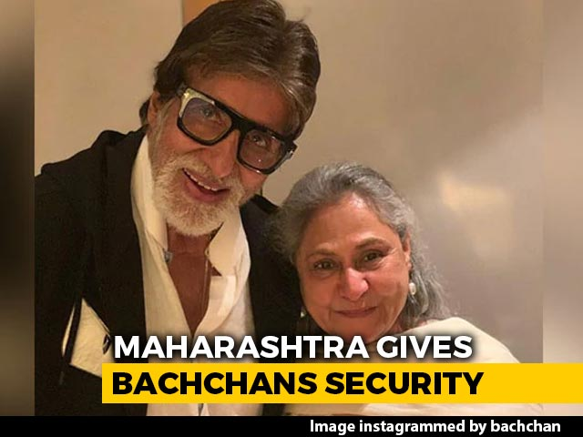 Video : After Jaya Bachchan's Parliament Speech, Security For Bachchans