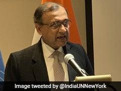 Indian Envoy Walks Out As Imran Khan Begins Speech At UNGA
