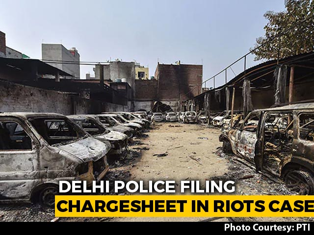 Video : Delhi Riots 17,000-Page Chargesheet Names Only Anti-CAA Protesters