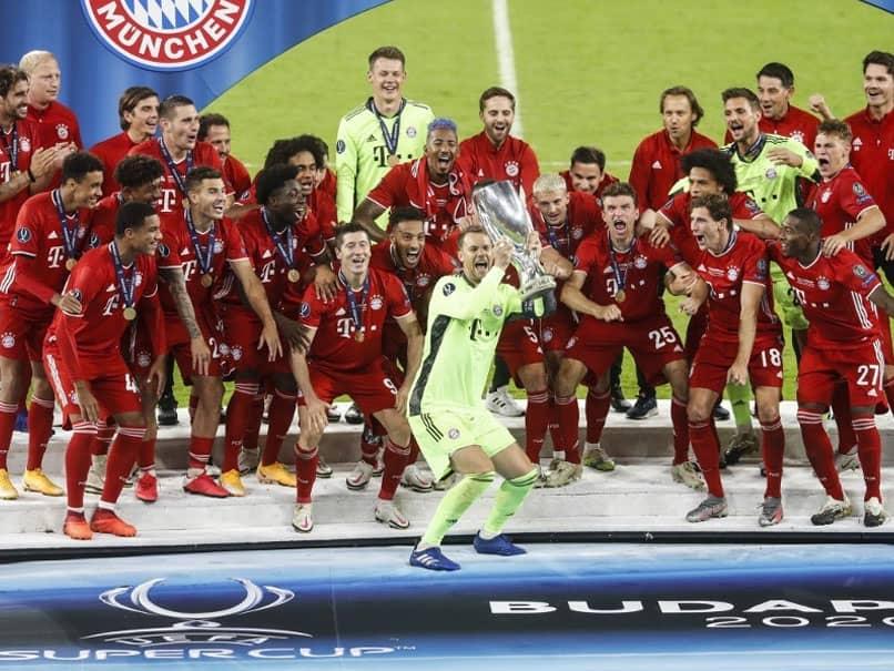 Javi Martinez Hands Bayern Munich UEFA Super Cup Win In Front Of 15,000 Fans