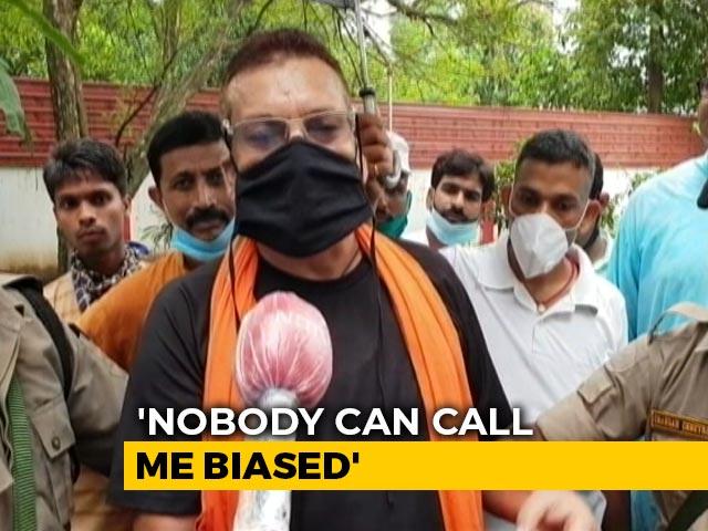 Video : No Link Between Retirement, Sushant Singh Rajput Case: Outgoing Bihar Top Cop Gupteshwar Pandey