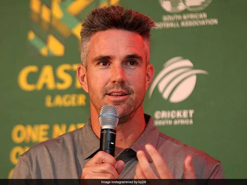 Road Safety World Series: Kevin Pietersen To Lead England Legends