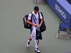 Nick Kyrgios Trolls Novak Djokovic With Twitter Poll After US Open Disqualification