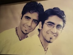 "A Throwback Of Ayushmann Khurrana And Aparshakti's First Photoshoot Together And Their ""Controversial"" Hairstyles"