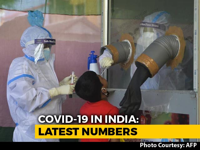 Video : India Sees Record 1-Day Surge In Covid Cases, Deaths; Tally Past 45 Lakh