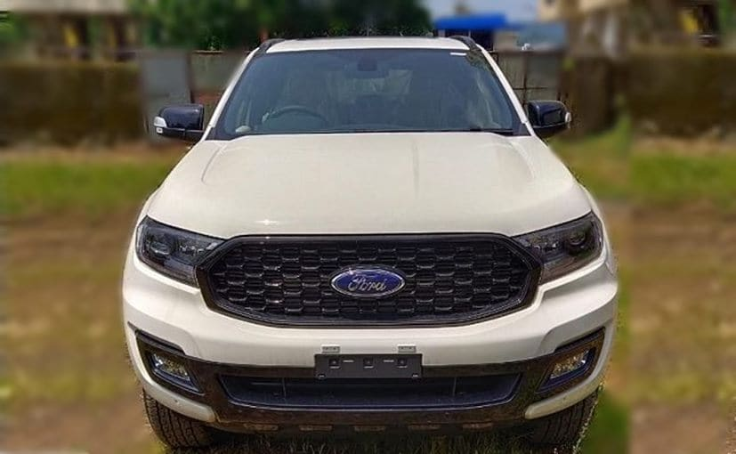 The Ford Endeavour Sport could be the new top-end variant of the SUV