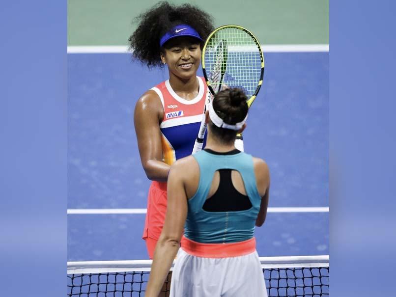 Naomi Osaka Beats Jennifer Brady To Reach US Open Final